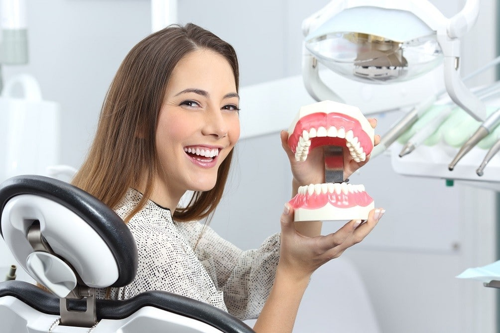 Oral Health and Dental Health