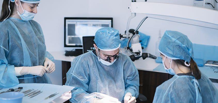 adobe stock surgeons